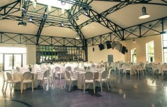 Bastide Saint-Julien - La Celle (83) - Salle de réception - www.epicuriendusud.com