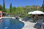 Hostellerie des Gorges de Pennafort・Callas (83) - Piscine