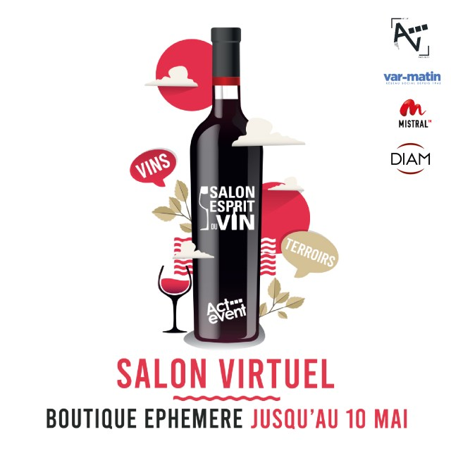 Un salon des vins 2.0 par Act Event