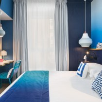 The DECK Hotel by Happy Culture - Chambre Cabine