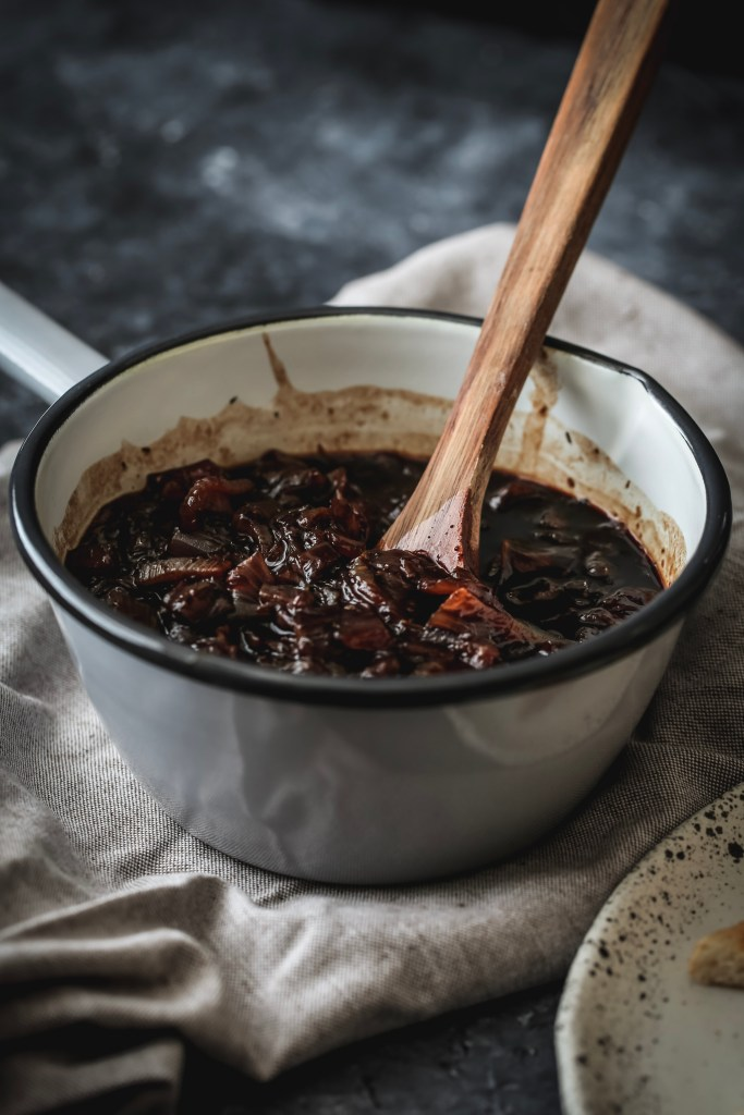 Balsamic Onion Jam