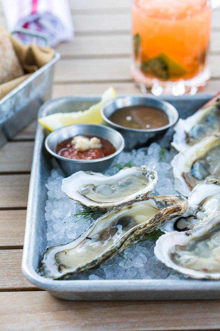Coyote Oyster Bar