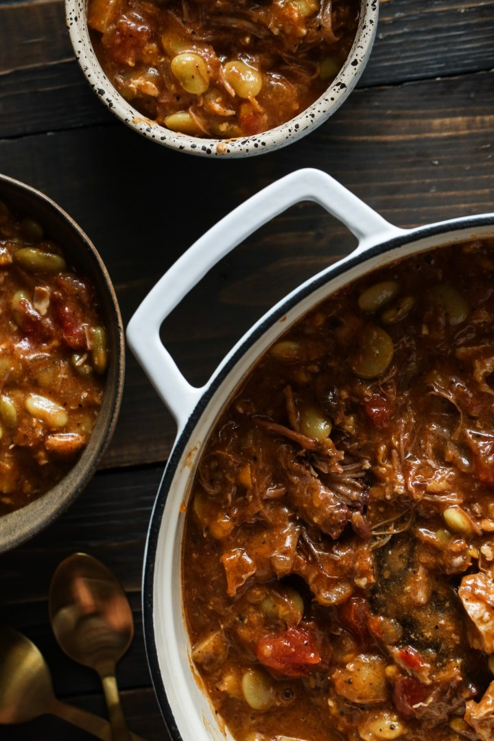 Georgia Brunswick Stew
