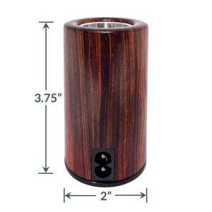 Cocobolo Vaporizer Kit (scale)