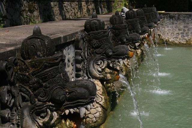 Bali, sacred spring, rituals