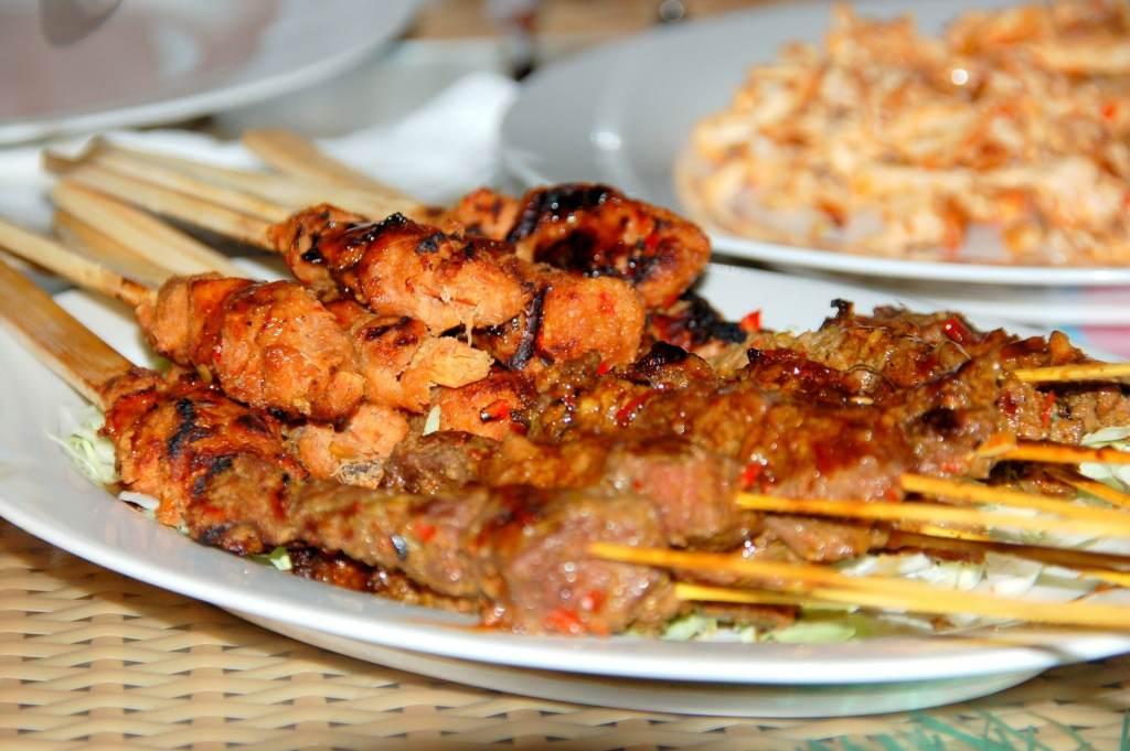 Food in Bali, Indonesia