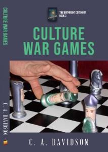 Culture War Games book