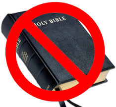 Bible banned