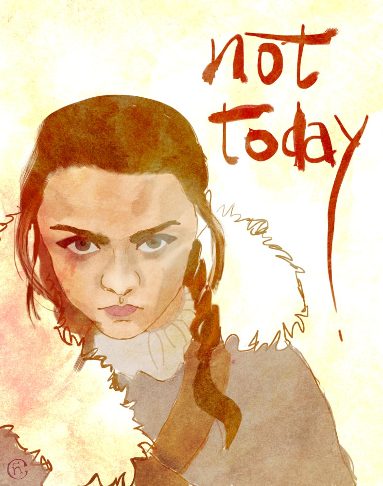 Day 174 (I think): Stark Kid #2