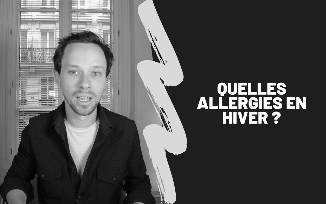 Quelles Allergies En Hiver ?