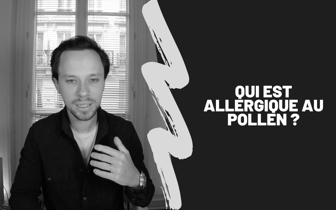 Qui Est Allergique Au Pollen ?