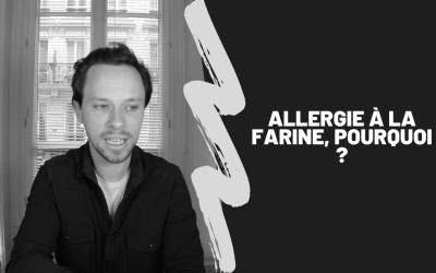 Allergie À La Farine, Pourquoi ?