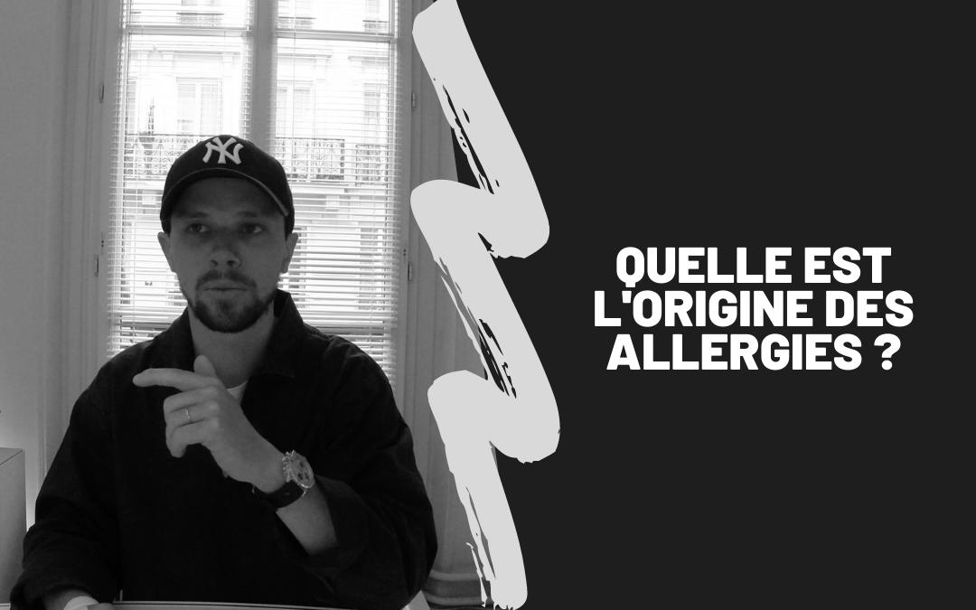 Quelle Est L'Origine Des Allergies ?