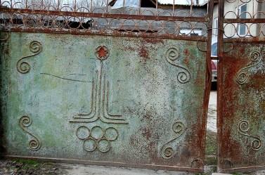 sybol olimpiady w Moskwie w 1980