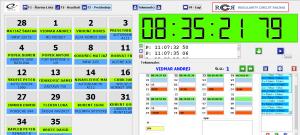 Program za merjenje časa