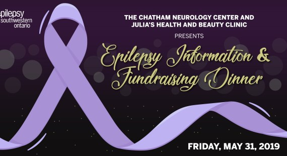 Epilepsy Information and Fundraising Dinner
