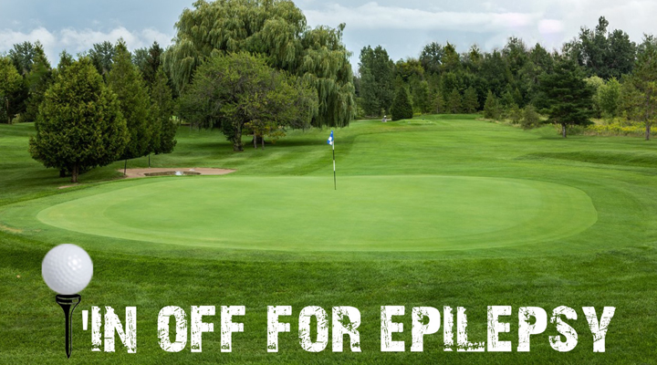 Save the Date: Tee'in Off for Epilepsy