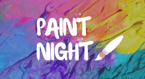 Epilepsy Awareness Month Paint Night