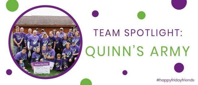 Team Spotlight: Quinn's Army