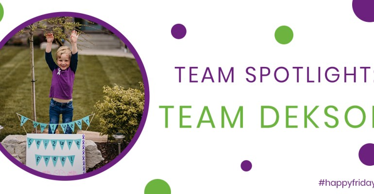 Team Spotlight: Team Dekson