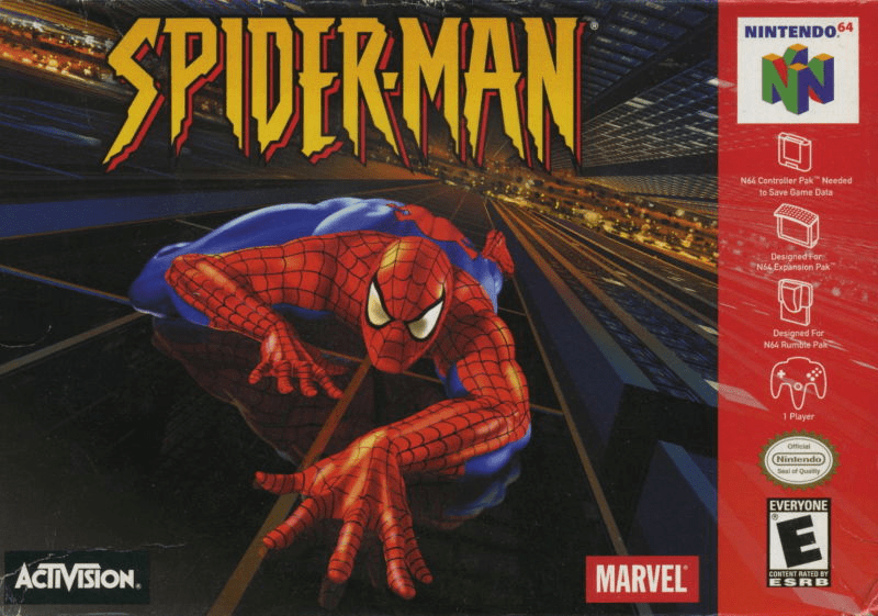Games You Forgot About - 'Spider-Man' (2000) - Epilogue Gaming