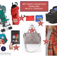 Travel Essentials: Air Travel with a Toddler....