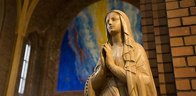 messe dimanche ND-de-Lourdes @ Notre-Dame de Lourdes