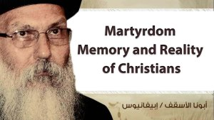 Martyrdom, Memory and Reality of Christians