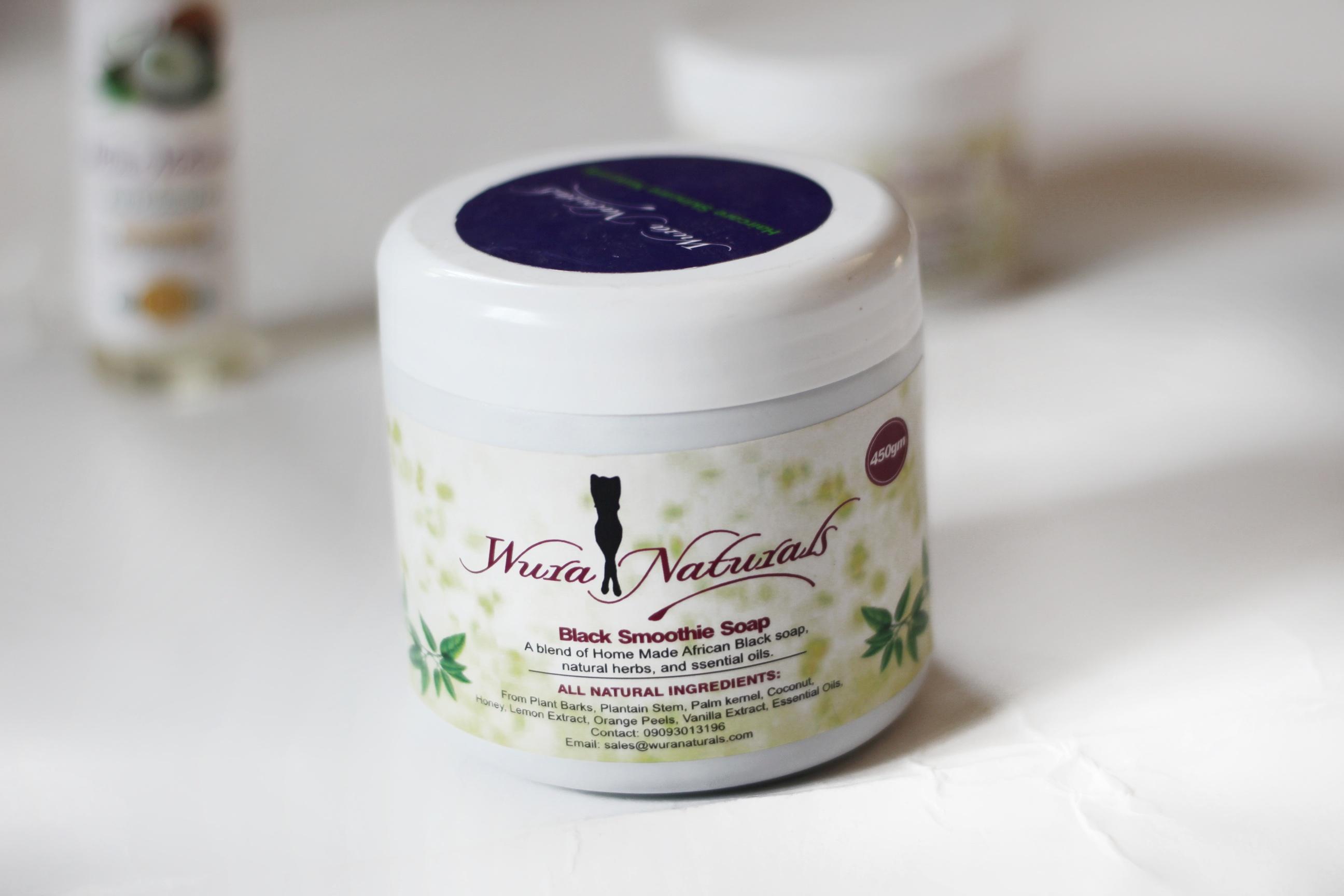 Wura Naturals Natural Hair & Body Product Review