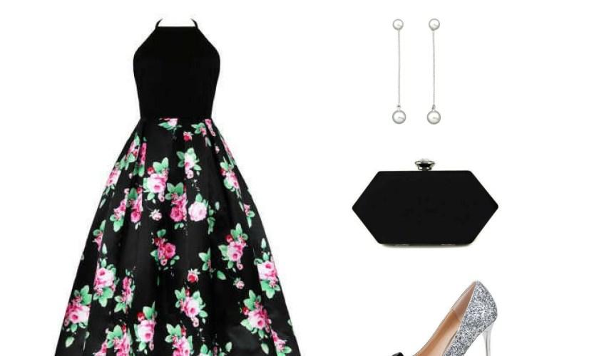 Floral Print Long Dress – www.rosegal.com