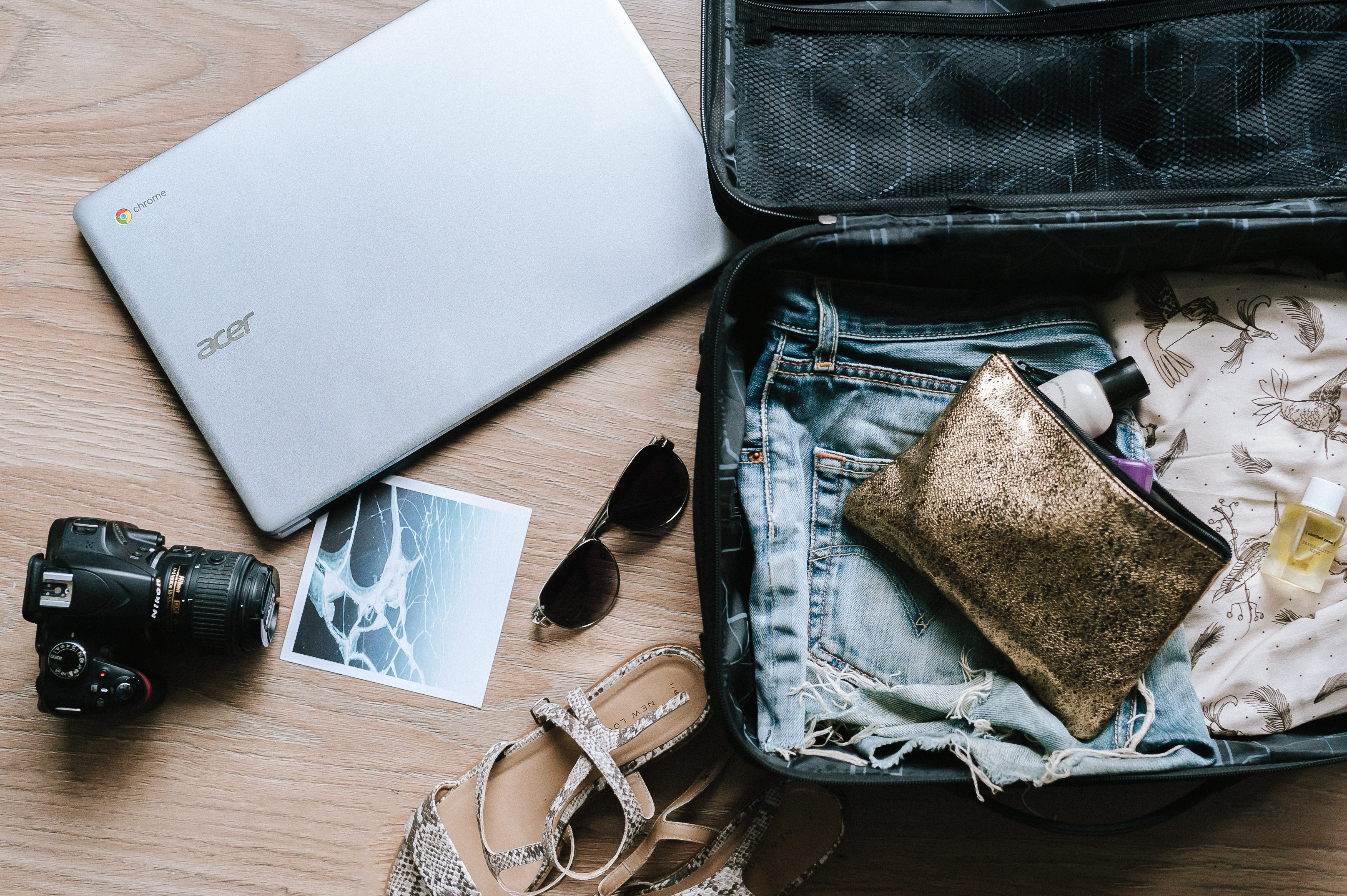 Minimalist Packing – A Guide For When You Need It.