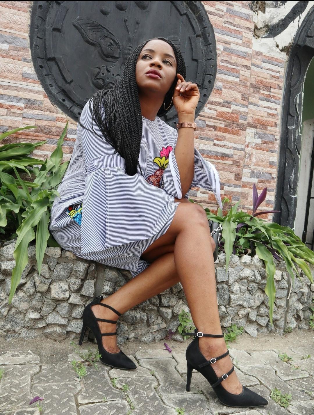 MabeliNigeria – Styling The Tinu Dress