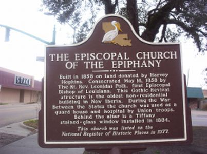 Episcopal Church of the Epiphany Landmark