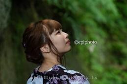 model : Hiroka