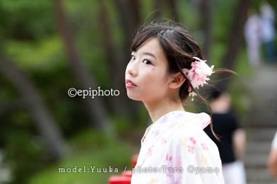 model : Yuuka