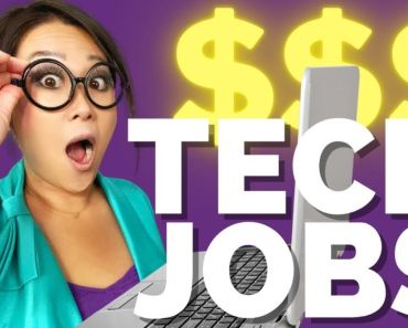 Highest Paying Tech Jobs