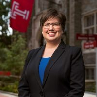 Resa M. Jones, MPH, PhD, is the Chair of the Department of Epidemiology and Biostatistics in the College of Public Health at Temple University, lead of Temple's Behavioral and Cancer Epidemiology Research Program and a member of the Fox Chase Cancer Center. [wpex]As a behavioral, cancer epidemiologist, Dr. Jones' research portfolio focuses on the study of risk factors and determinants of health-related outcomes relating to cancer prevention and control. Her current research includes assessing the effectiveness and mechanisms of behavior change of two large multi-level interventions to increase colorectal cancer screening in general and underserved populations, exploring the impact of PFAS-contaminated water on health and well-being, and spatial research to determine the association between PFAS-contaminated drinking water and cancer incidence. Dr. Jones is a Fellow in the American College of Epidemiology and currently serves on the Science Board of the American Public Health Association.[/wpex]