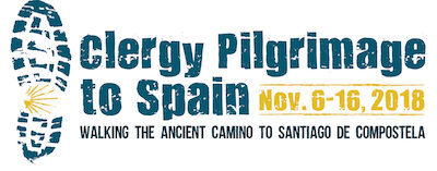 Clergy Pilgrimage to Spain