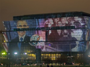 The National Museum of African American History and Culture is set to open Sept. 24, 2016, in Washington. Photo by John Sonderman via Flickr Creative Commons.