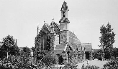 History The Episcopal Church Of St Matthew
