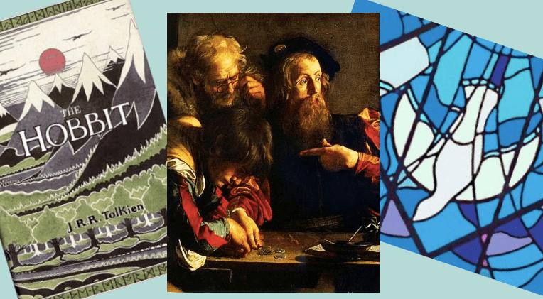 Tolkien, Matthew & Baptism