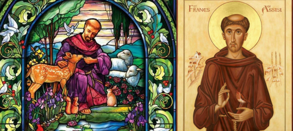 2ac5a1ee3e02 Saint Francis Embraces God's Love Song for the World (The Rev. Dr. Eric  Hinds)