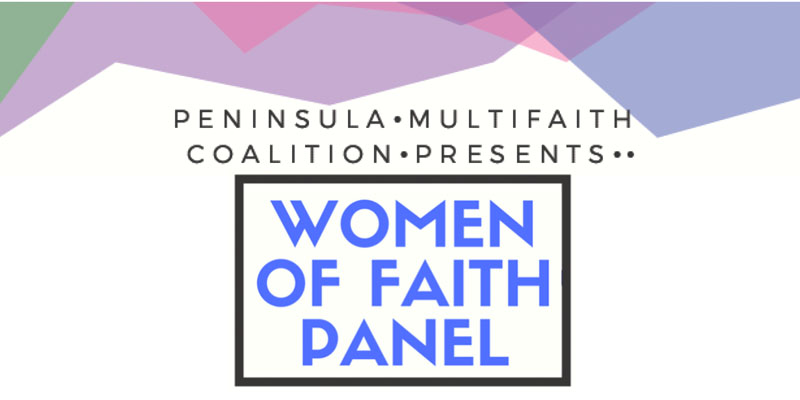 Women of Faith panel, no ESM logo