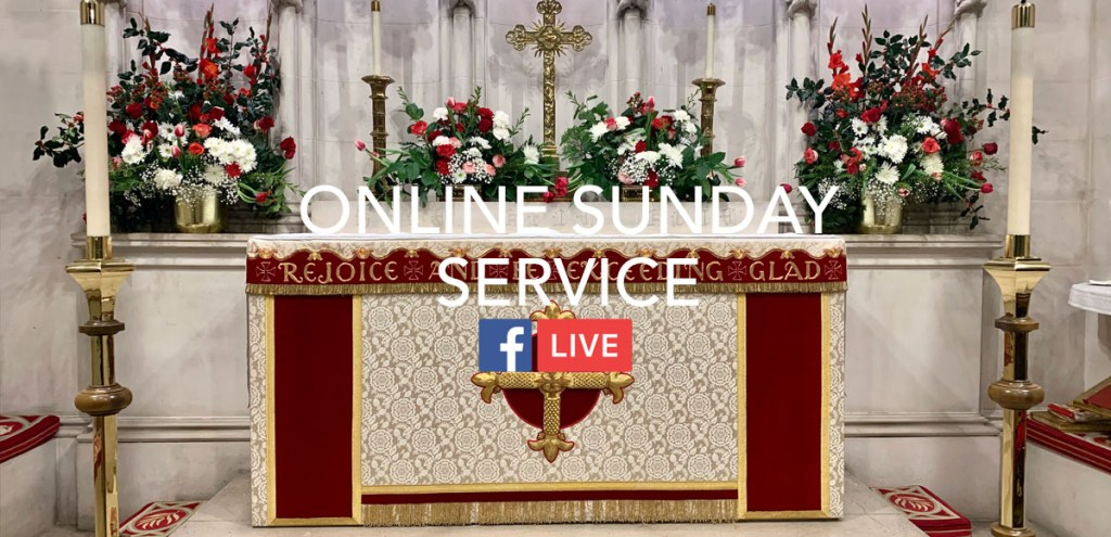 Sunday Service, January 3, 2021