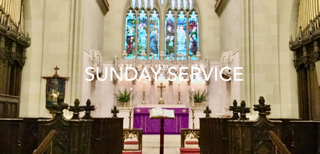 Sunday Service, March 14, 2021