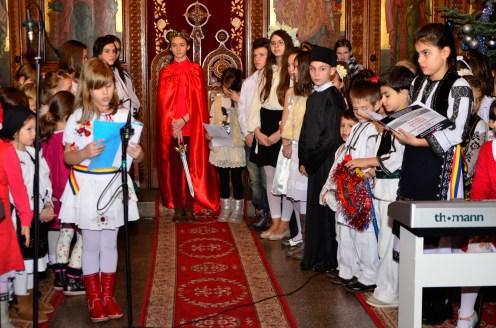 EPDH - Serbare Craciun copiii de la cateheza - 21.12.2015-99