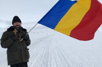 Dau slavă Preamilostivului Dumnezeu că m-a învrednicit să ajung acum în Arhipelagul norvegian Svalbard…