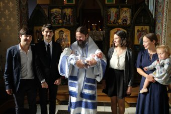 """His Grace Bishop Macarie: """"Saints Joachim and Ana are an example for us of how marriage can be put into work"""""""