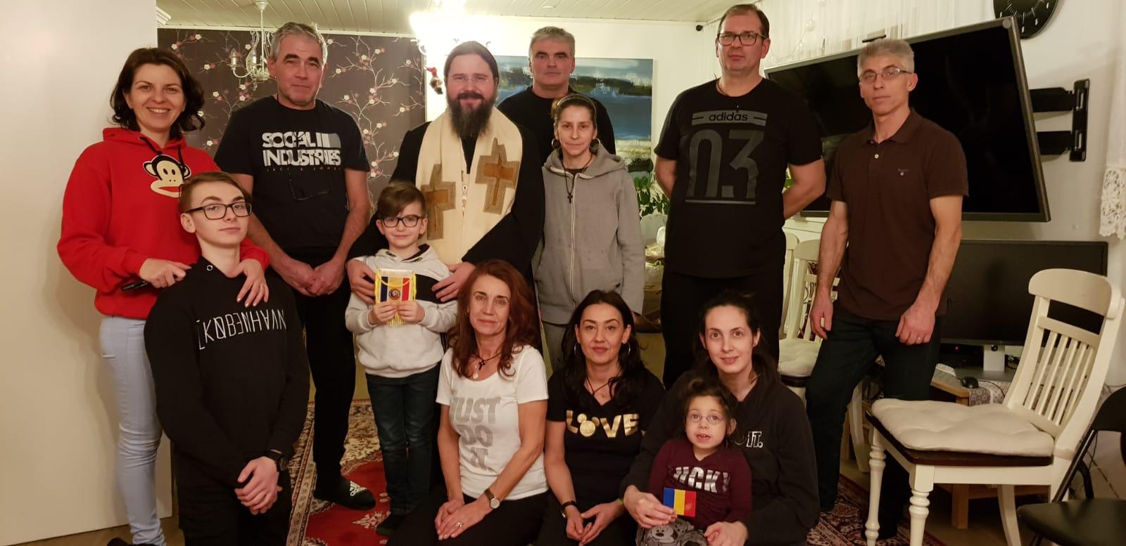 Caroling the Romanians in the Faroe Islands