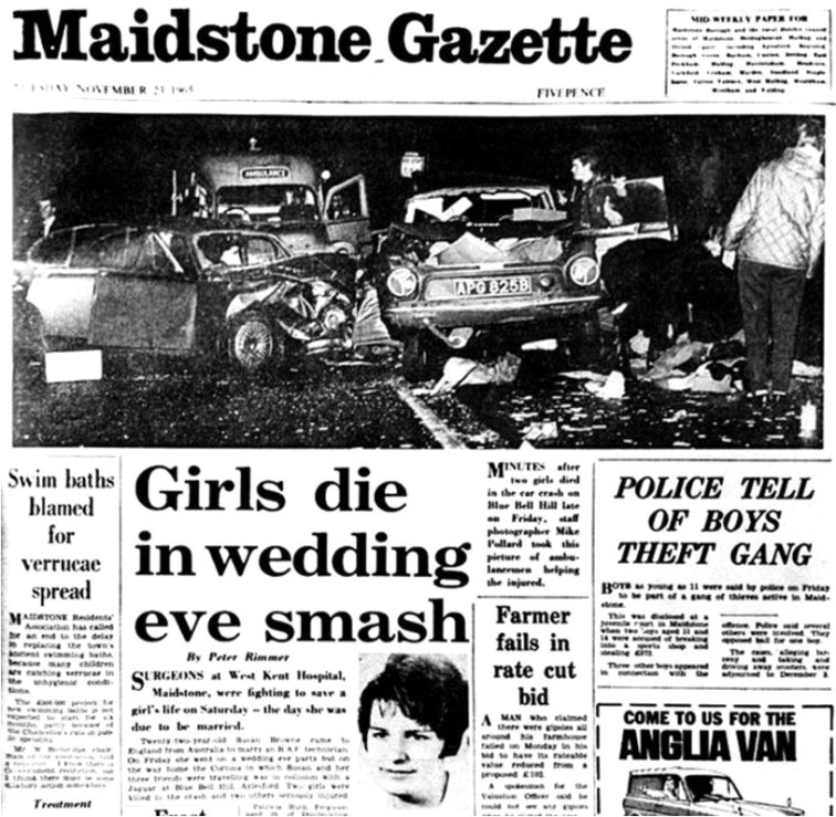 The Maidstone Gazette from Tuesday, November 21, 1974